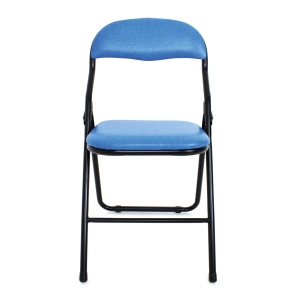 APEX C-32 FOLDING CHAIR PVC BLUE