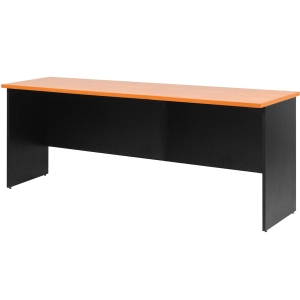ACURA CF 210 MEETING TABLE CHERRY/BLACK