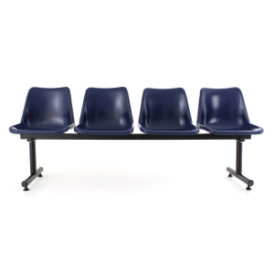APEX ALF-814 WAITING CHAIR BLUE