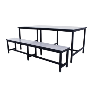 APEX DINNING TABLE WHITE