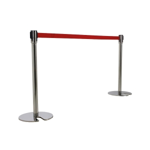 APEX WL01-35D51B2M BARRICADE STAINLESS RED