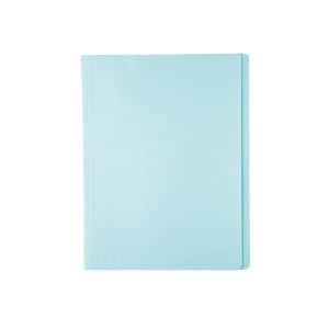BAIPO PAPER FOLDER A4 300 GRAMS BLUE - PACK OF 50