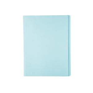 BAIPO แฟ้มพับกระดาษ A4 300 แกรม ฟ้า  แพ็ค 50 เล่ม