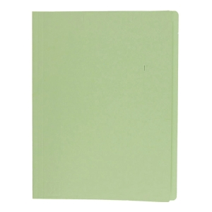 BAIPO PAPER FOLDER A4 300 GRAMS GREEN - PACK OF 50
