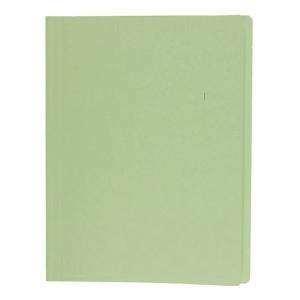 BAIPO แฟ้มพับกระดาษ A4 300 แกรม เขียว แพ็ค 50 เล่ม