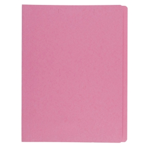 BAIPO แฟ้มพับกระดาษ A4 300 แกรม ชมพู แพ็ค 50 เล่ม