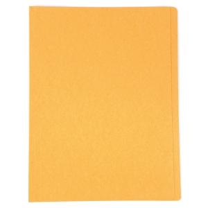 BAIPO แฟ้มพับกระดาษ A4 300 แกรม ส้ม แพ็ค 50 เล่ม