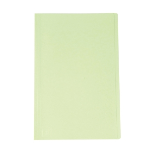 BAIPO PAPER FOLDER F 300 GRAMS GREEN - PACK OF 50