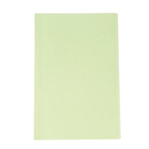 BAIPO แฟ้มพับกระดาษ F 300 แกรม เขียว แพ็ค 50 เล่ม
