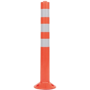 TRAFFIC POST 80 CENTIMETRES ORANGE