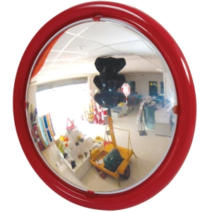 ROUND SECURITY MIRROR 12 INCHES