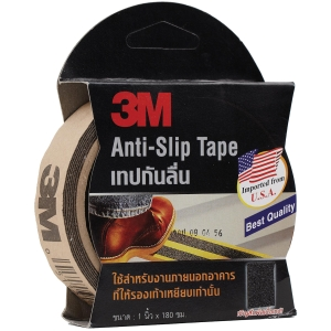 3M OUTDOOR ANTI-SLIP TAPE 1 INCES X 180 CENTIMETRES