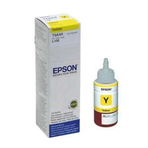 EPSON T664400 ORIGINAL INKJET BOTTLE YELLOW