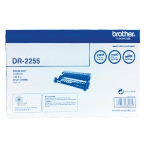 BROTHER DR-2255 ORIGINAL LASER CARTRIDGE DRUM