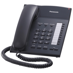 PANASONIC KX-TS820MX PHONE BLACK