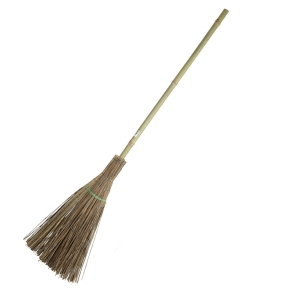 BIG GARDEN HARD GRASS BROOM