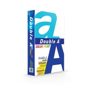 DOUBLE A กระดาษคัลเลอร์ปริ้นท์ A4 90 แกรม 500 แผ่น
