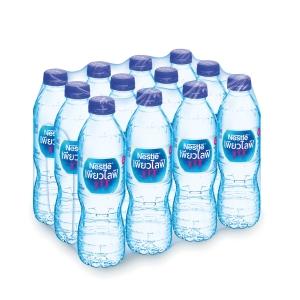 NESTLE น้ำดื่มเนสท์เล่เพียวไลฟ์ 0.33 ลิตร แพ็ค 12 ขวด