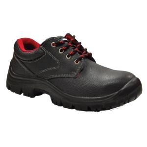 BATA SABRE LOW SAFETY SHOES 40/6 BLACK