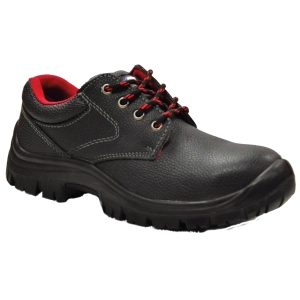BATA SABRE LOW SAFETY SHOES 42/8 BLACK