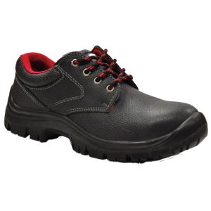 BATA SABRE LOW SAFETY SHOES 43/9 BLACK