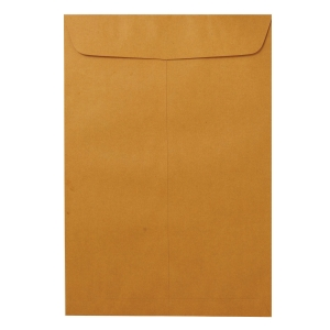 OPEN-END ENVELOPE KA KARFT SIZE 7  X 10  125GRAM BROWN - PACK OF 50