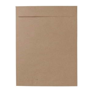 OPEN-END ENVELOPE BA KARFT SIZE 10  X 13  110GRAM BROWN - PACK OF 50