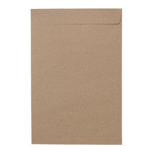 OPEN-END ENVELOPE BA KARFT SIZE 7  X 10  110GRAM BROWN - PACK OF 50