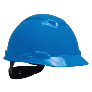 3M H-703R SAFETY HELMET TURN BLUE
