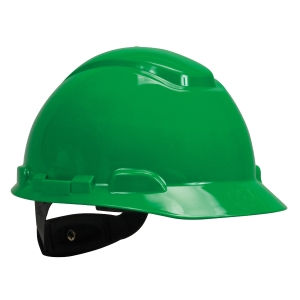 3M H-704R SAFETY HELMET TURN GREEN