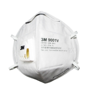 3M 9001V P1 VALVED RESPIRATOR EAR LOOP