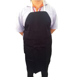 APRON POLYESTER BLUE