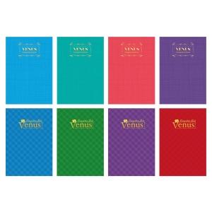 VENUS9/24 NOTEBOOK 16.5X24CM 70G 24 SHEETS