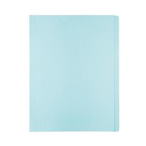 BAIPO แฟ้มพับกระดาษ A4 230 แกรม ฟ้า  แพ็ค 100 เล่ม