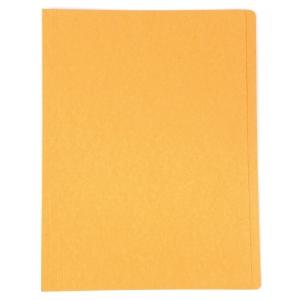 BAIPO แฟ้มพับกระดาษ A4 230 แกรม ส้ม แพ็ค 100 เล่ม