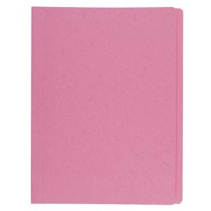 BAIPO แฟ้มพับกระดาษ A4 230 แกรม ชมพู แพ็ค 100 เล่ม