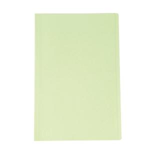 BAIPO แฟ้มพับกระดาษ F 230 แกรม เขียว แพ็ค 100 เล่ม