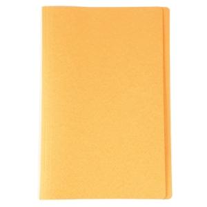 BAIPO แฟ้มพับกระดาษ F 230 แกรม ส้ม แพ็ค 100 เล่ม