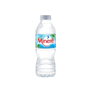 MINERE MINERAL DRINKING WATER 0.33 LITRES PACK OF 12
