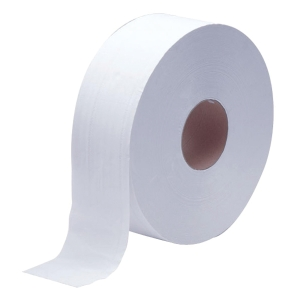 RIVERPRO กระดาษชำระจัมโบ้โรล 1 ชั้น 600 เมตร