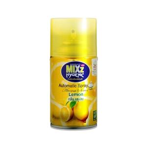 MIXZ HYGIENIC สเปรย์ปรับอากาศ รีฟิลกลิ่นมะนาว 300 มิลลิลิตร