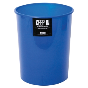 KEEP IN LITTER BIN 22X27.3CENTIMETERS 8 LITRES - NAVY BLUE