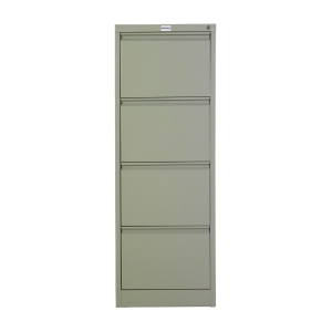METALPRO MET-F04 STEEL FILING CABINET 4 DRAWERS