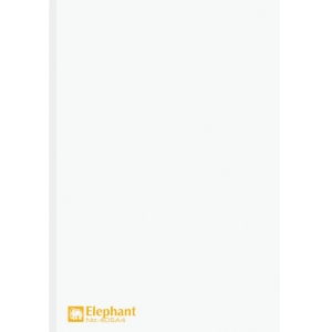 ELEPHANT 405 PLASTIC FOLDER A4 150MU CLEAR - PACK OF 12