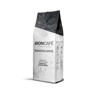 BONCAFE เมล็ดกาแฟ เอสเปรสโซ 250 กรัม