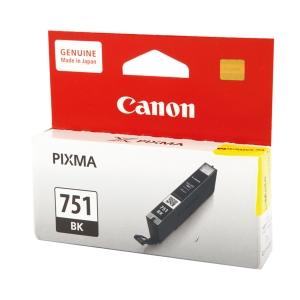 CANON ตลับหมึกอิงค์เจ็ท CLI-751BKสีดำ