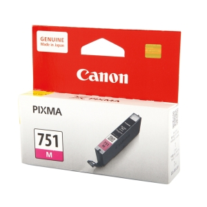 CANON CLI-751M ORIGINAL INKJET CARTRIDGE MAGENTA