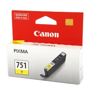 CANON PGI-751Y ORIGINAL INKJET CARTRIDGE YELLOW