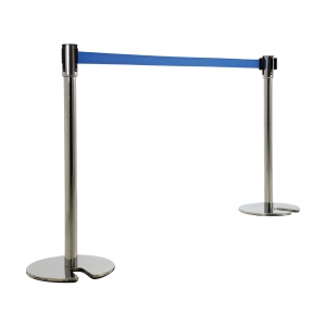 APEX WL01-35D51B2M BARRICADE STAINLESS BLUE