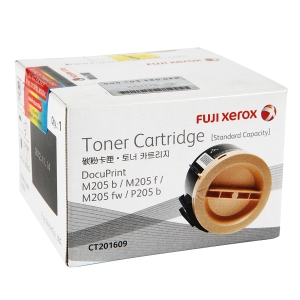 FUJI XEROX CT201609 ORIGINAL LASER CARTRIDGE BLACK